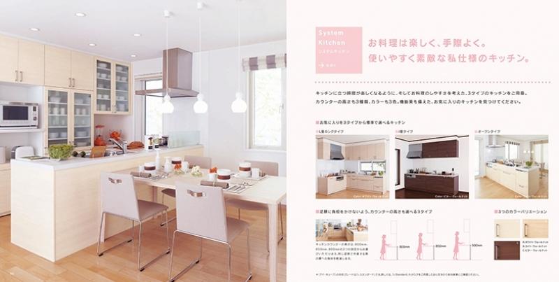 広島の住宅メーカー(ハウスメーカー)「一条工務店広島」 カタログ「アイ・キューブ」イメージ3