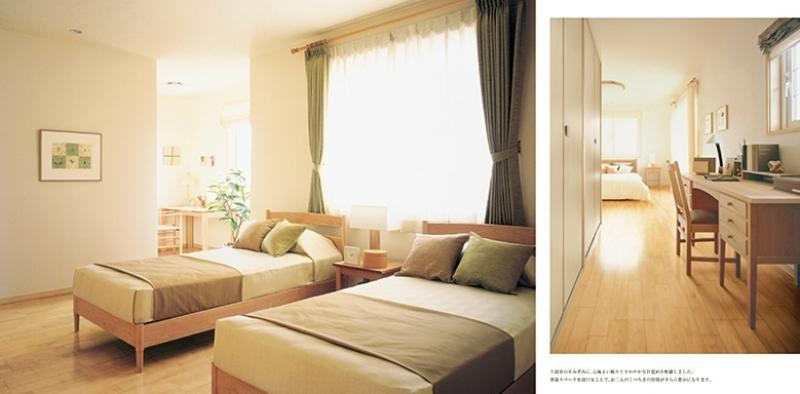 広島の住宅メーカー(ハウスメーカー)「一条工務店広島」 カタログ「ブリアール」イメージ3