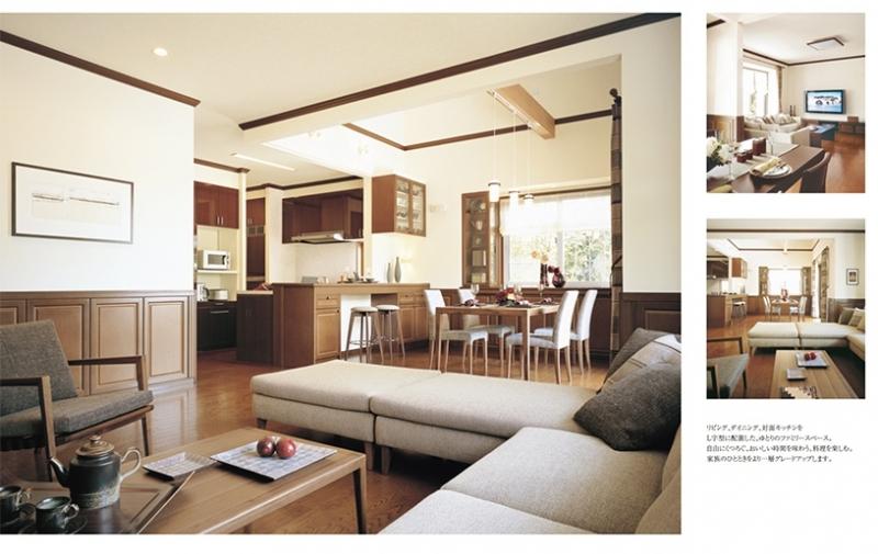広島の住宅メーカー(ハウスメーカー)「一条工務店広島」 カタログ「セゾンF」イメージ0